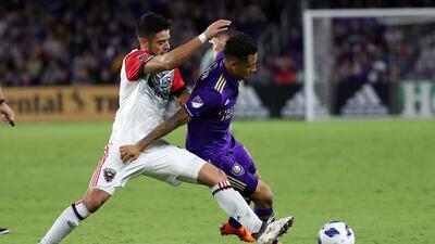 """Hablando Con Júnior Moreno: """"Vamos a trabajar para que D.C. United vuelva a lograr grandes cosas"""""""