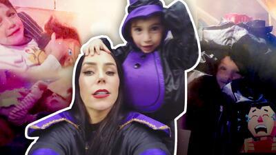 Inés Gómez Mont confiesa que pierde la paciencia con sus 7 hijos y tiene una 'terrorífica' razón para hacerlo