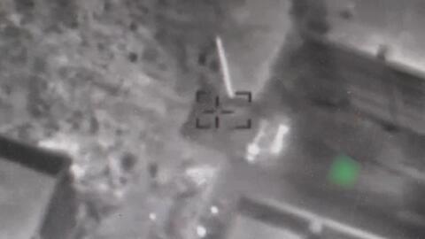 Video: Con misiles, Israel responde al ataque sirio