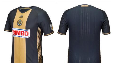 Camiseta de Philadelphia Union para 2016