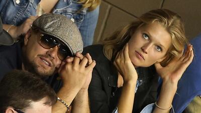 Leonardo DiCaprio sí se ve casado, ¿con Toni Garrn?