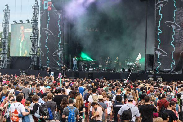 Lollapalooza Viernes