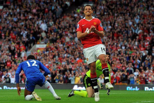 Pero tras el tempranero gol que consiguió, la fortuna y la precisión en...