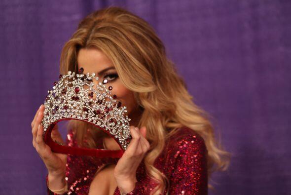 De las siete reinas, fue la única que apareció en la octava gala con un...