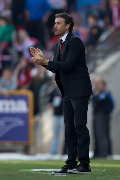 Acciones de la jornada 25 en España donde el Barcelona goleó 3-1 al Gran...