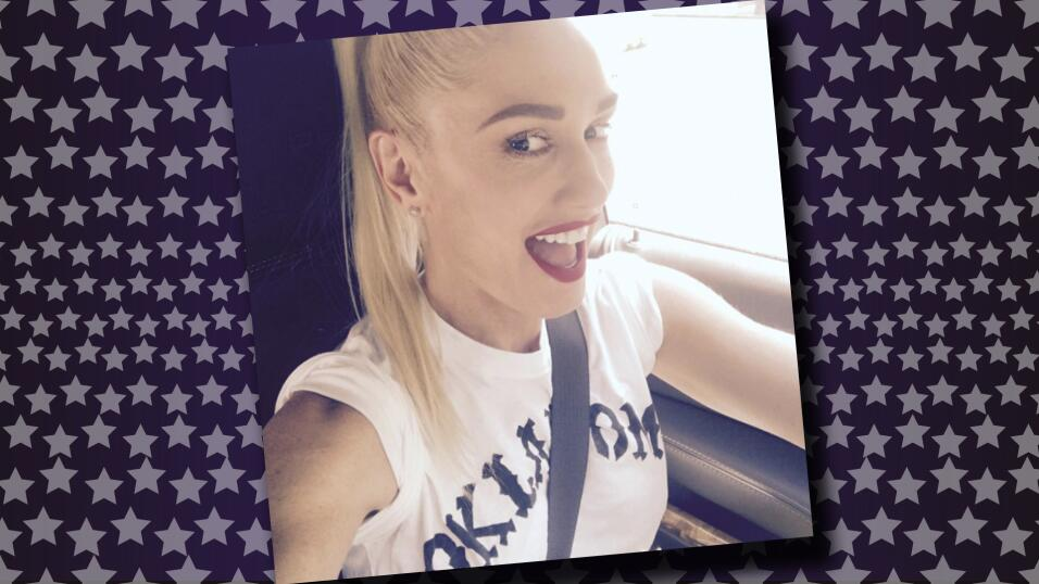 Mary Fredette channels her inner Gwen Stefani