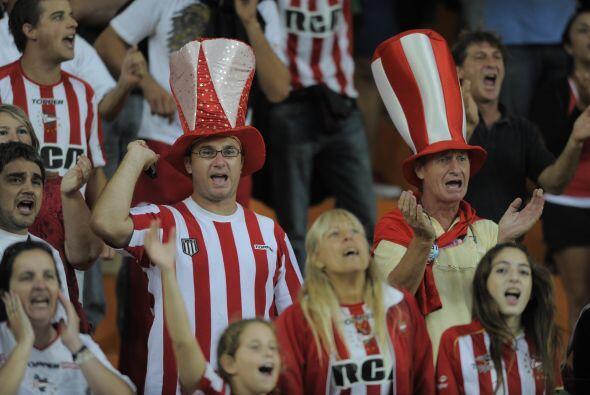 Estudiantes es uno de los actores principales de la copa actual y sus hi...