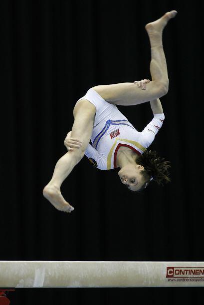 5TO LUGAR: Ana Porgras con 58,165 puntos de Rumania.