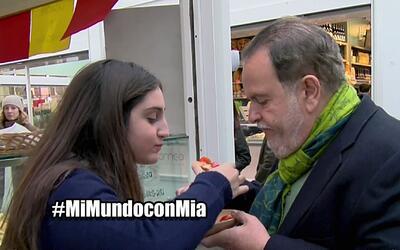 Mi Mundo con Mia episodio 4 parte 2, Raúl y su hija casi salen redondos...