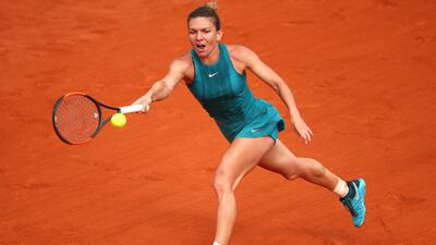 En fotos: la número uno del mundo, Simona Halep, gana su primer Grand Slam