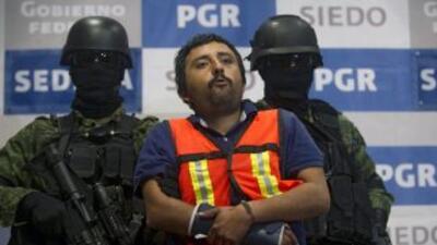 La Secretaría de la Defensa Nacional presentó aLuis Jesús Sarabia Ramón...
