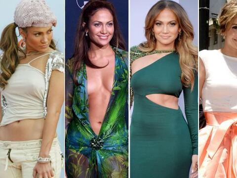 """Te presentamos los mejores y peores 'looks' de la """"Diva del Bronx&q..."""