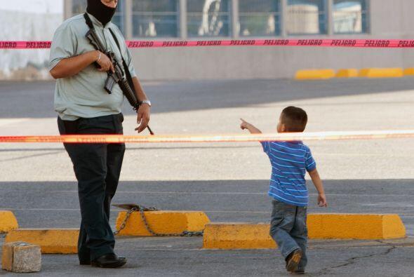 Informes de la propia Secretaría de Seguridad Pública de México señalan...