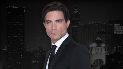 Víctor González en La Candidata.