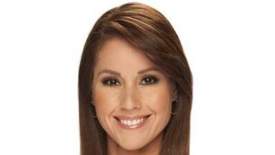 Annabelle Sedano, reportera de KMEX-Univision 34.