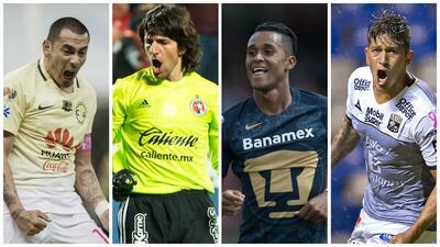 El Top 10 de los jugadores de la fecha 15 del Univision Deportes Fantasy del A2016