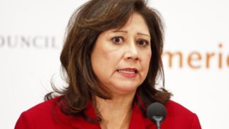 La Secretaría de Trabajo Hilda Solís hizo historia al convertirse en la...