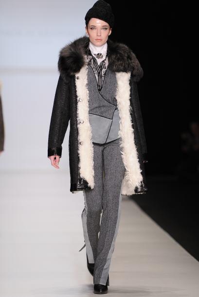 La 'borreguita' y piel por dentro de tu abrigo o chamarra son otra opció...