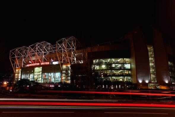 Old Trafford recibió un duelo de FA Cup, con su Manchester United recibi...
