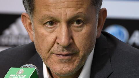 Juan Carlos Osorio tiene varias ofertas para dirigir luego del Mundial.