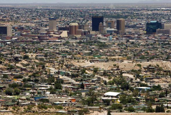 El Paso es la segunda ciudad más segura del país en el ránking de las ur...