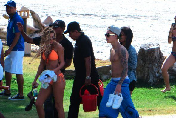 Justin estuvo en Punta Chame. Mira aquí lo último en chismes.