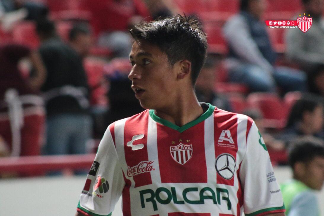 Mediocampista: Marcelo Allende (Club Necaxa) - dos goles, cuatro remates...