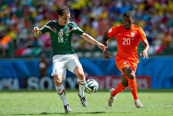 Andrés Guardado, el volante mexicano vive uno de sus mejores momentos fu...