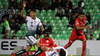 En fotos: Santos venció 2-1 a Toluca en el grupo 4 de la Copa MX