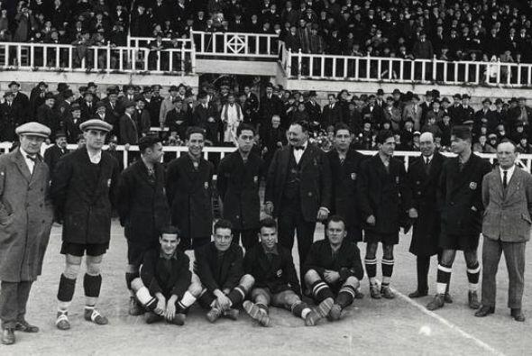 El clásico español se disputó el 9 de Junio de 1929 cuando se jugó la Jo...