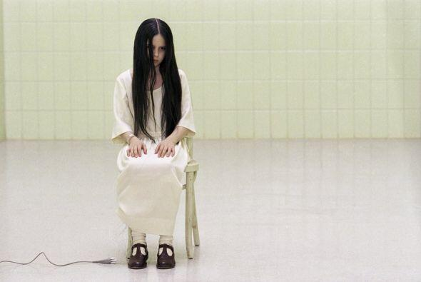 ¿Te suena el nombre de Samara? La niña del aro que perseguía y mataba mi...