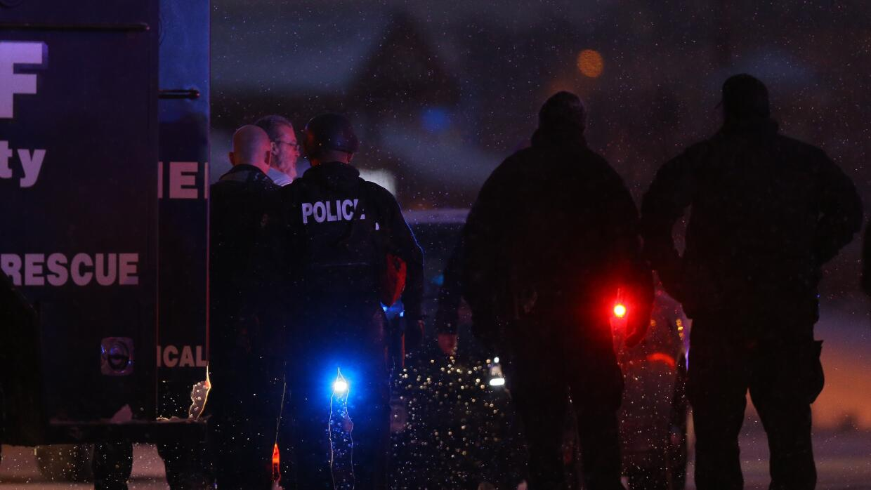 El hombre detenido tras el tiroteo en la clínica de Planned Parenthood.