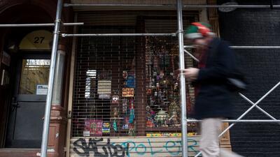 """En fotos: Así se manifestó el """"día sin inmigrantes"""" en la ciudad de Nueva York"""