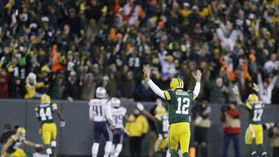 Highlights Semana 13: New England Patriots vs. Green Bay Packers