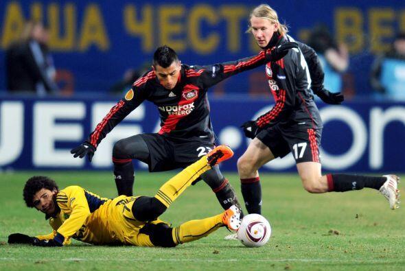 En otros resultados, el Bayer Leverkusen no tuvo ningún problema para go...