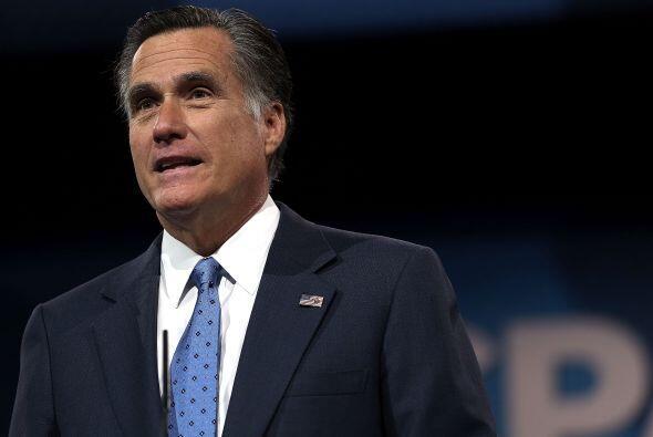 Un discurso frente a unos donantes pudo costarle a Mitt Romney la presid...