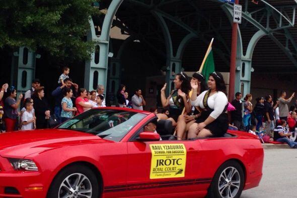 Desfile de Fiestas Patrias 2014
