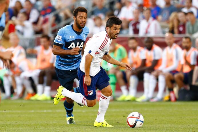 MLS All Star Game figuras