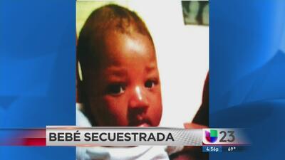 Madre está desesperada por el secuestro de su bebita de dos meses