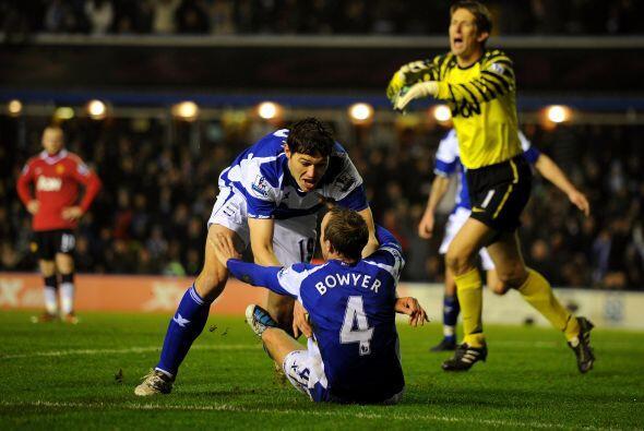 Ese gol, al minuto 90, le cayó como balde de agua fría al Manchester.