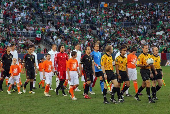 México jugó su último amistoso frente a Nueva Zelanda y terminó con un r...