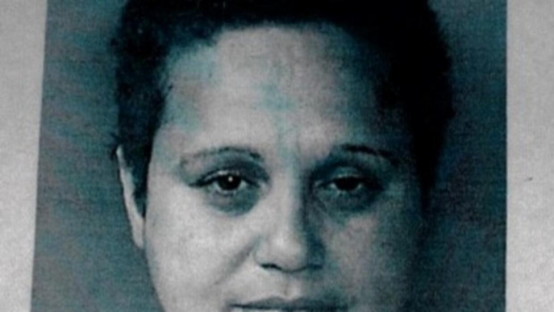 Noemí Del Valle Medina no pudo pagar la fianza que se le había impuesto...