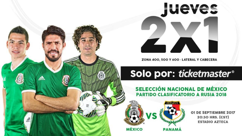 México 2x1