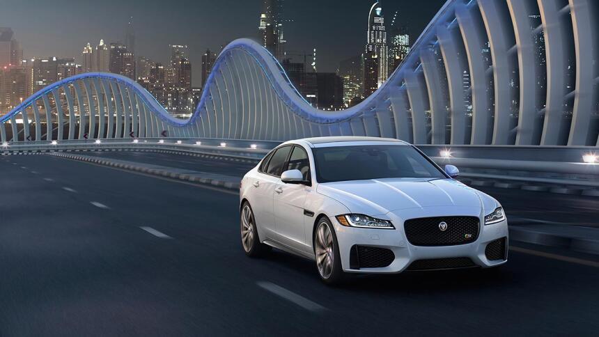 Puesto 7: Jaguar también figura en el ranking, como otra de las marcas i...