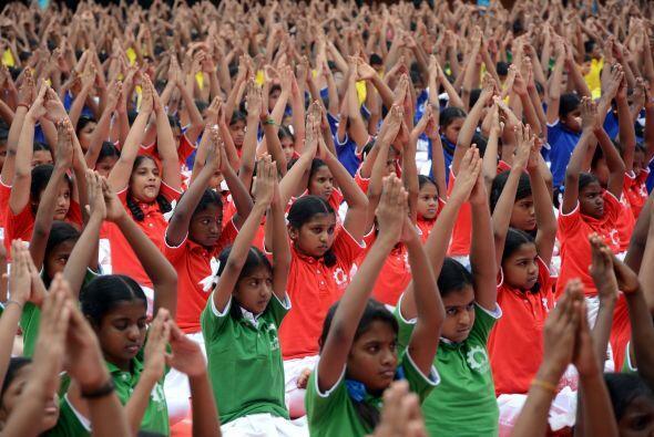 Los más jóvenes del país van a participar también este domingo del Día I...