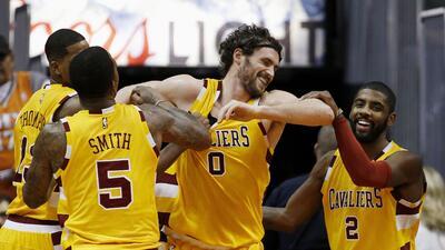 Cleveland derrotó 101-97 a Phoenix