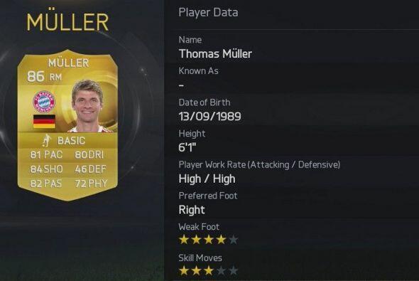Para seleccionar a los mejores jugadores se basaron en el rendimiento de...