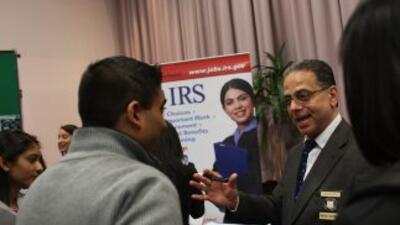 El IRS calcula que la mitad de estos potenciales reembolsos del 2008 son...