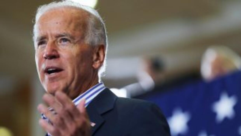 El vicepresidente de Estados Unidos, Joe Biden, instó a que se acuerde u...