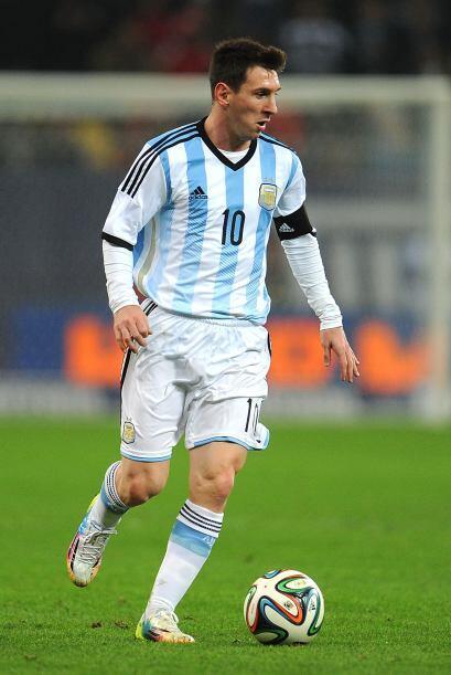 Lionel Messi:Al argentino le ha costado tiempo y esfuerzo tomar el rol d...